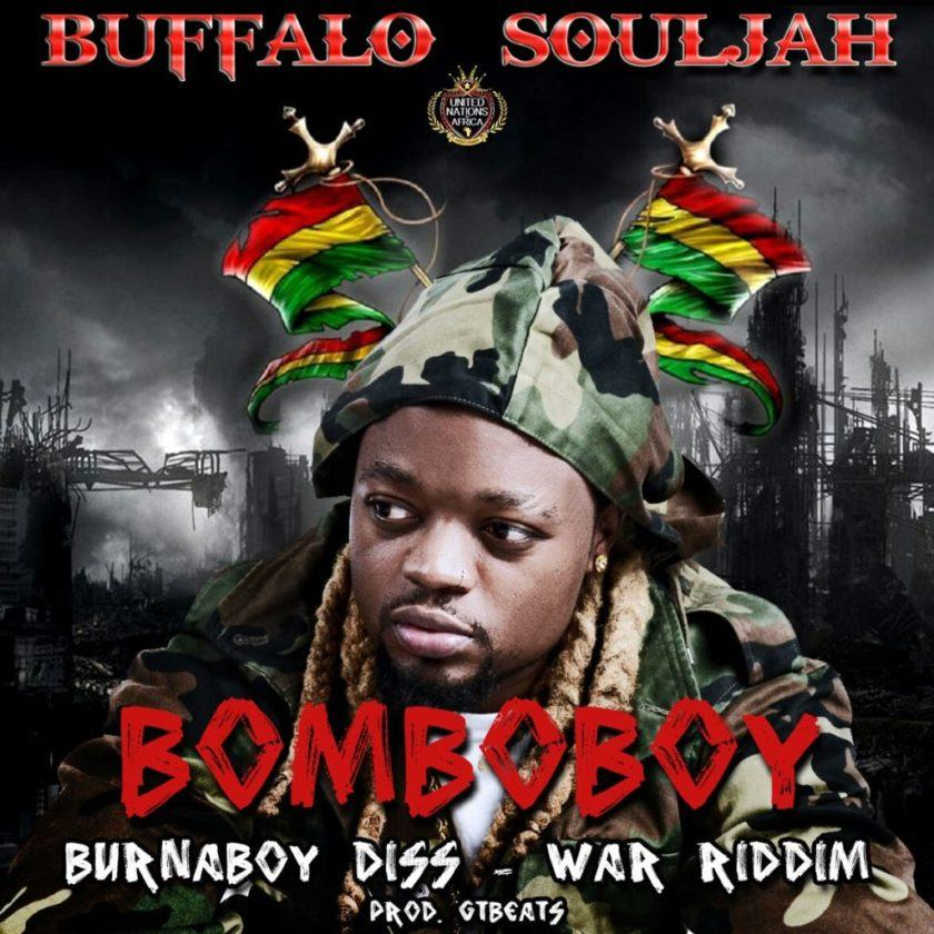 Buffalo Souljah - Bombobwoy (Burna Boy Diss) [AuDio]