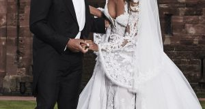 Ciara and Russell Wilson are officially married