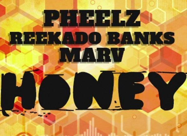 Pheelz - Honey ft Reekado Banks [AuDio]