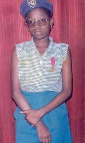 Throwback Of Tosyn Bucknor