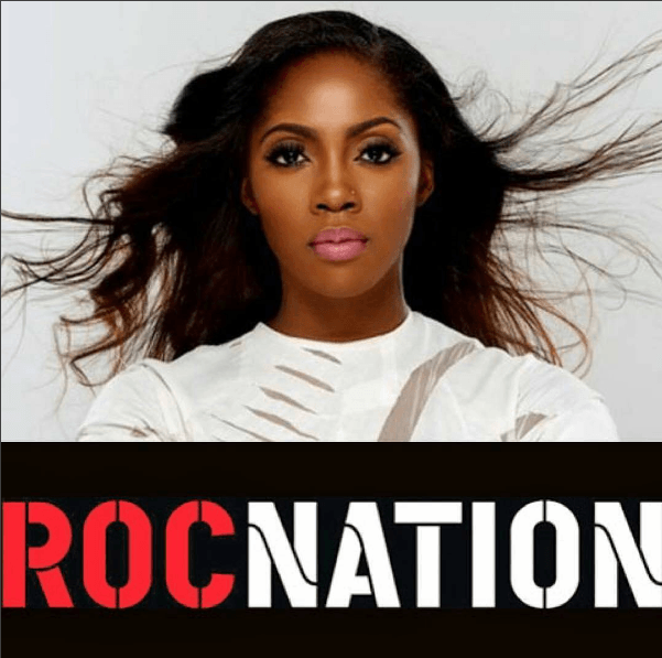 Tiwa Savage Officially Signed To Jay Z's Roc Nation