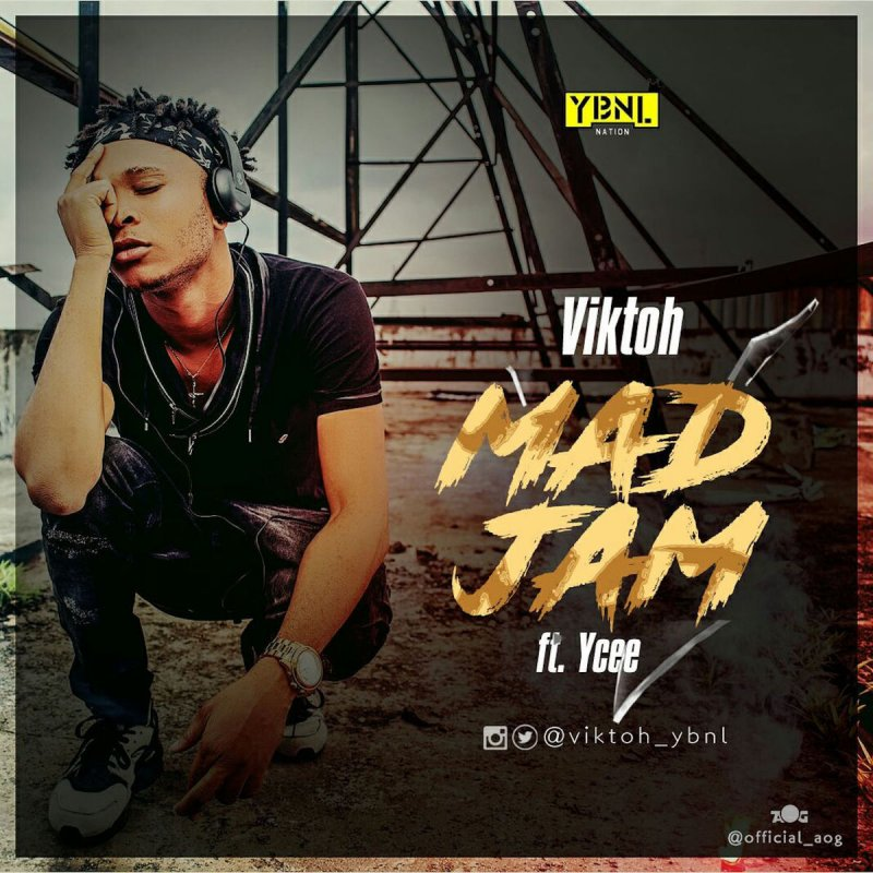 Viktoh - Mad Jam ft Ycee