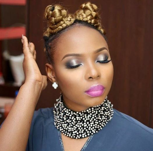 Yemi Alade Shows Off New Distinct Hairstyle