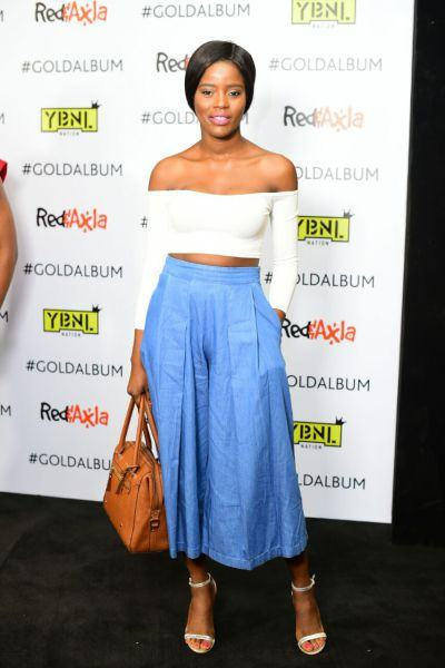 Photos as Simi, Falz, Chike (Voice Nigeria), Others Storm Adekunle Gold's Album Listening Party