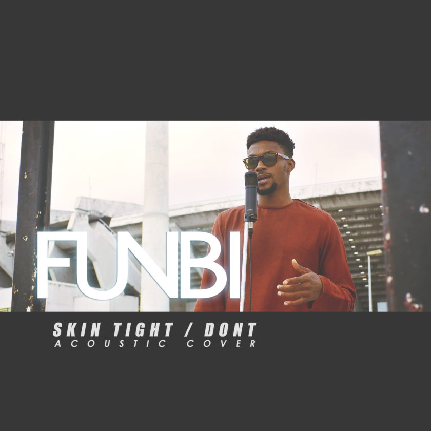 Funbi - Skin Tight : Don't (Cover)