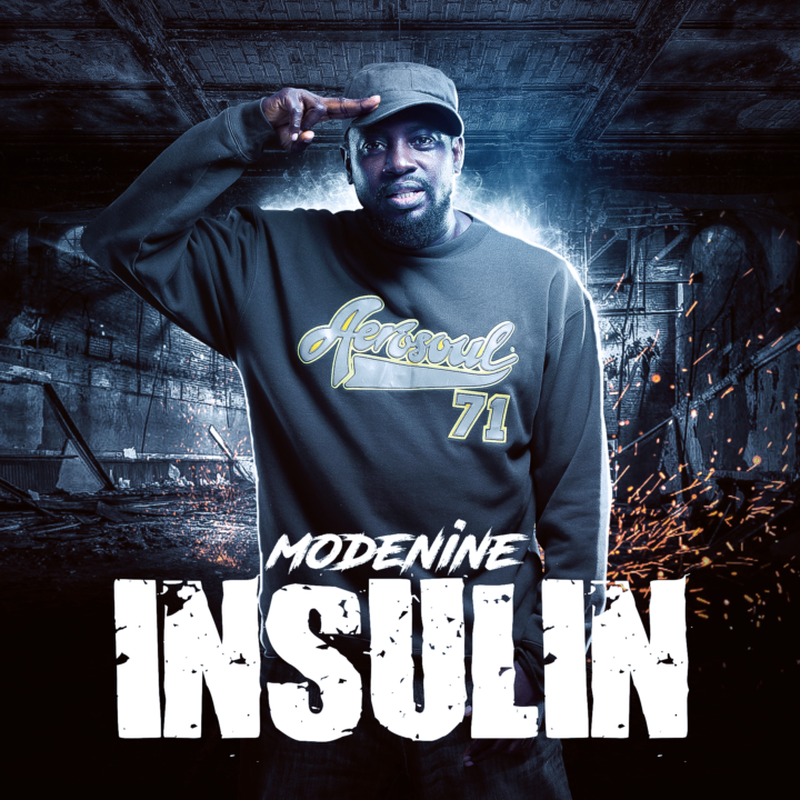 Modenine - Insulin ft DJ Jimmy Jatt [ViDeo]