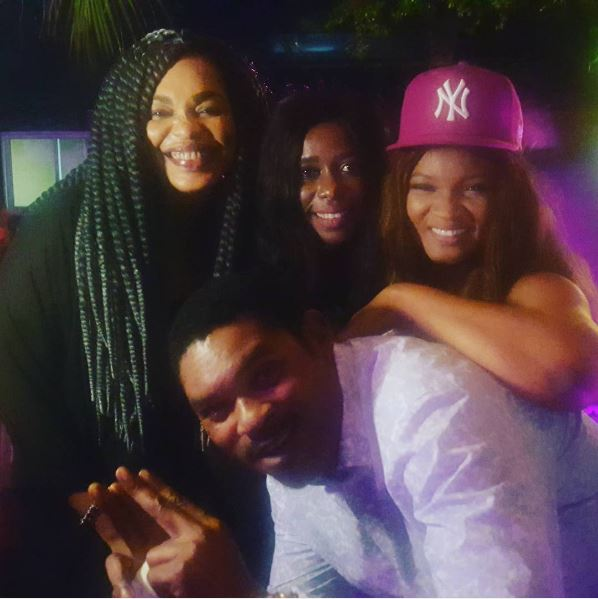 Omotola Jalade's Son's 18th Birthday Party