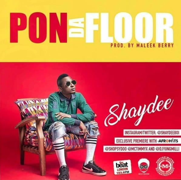Shaydee - Pon Da Floor [AuDio]