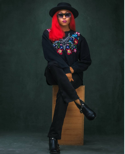 Cynthia Morgan celebrates 25th birthday