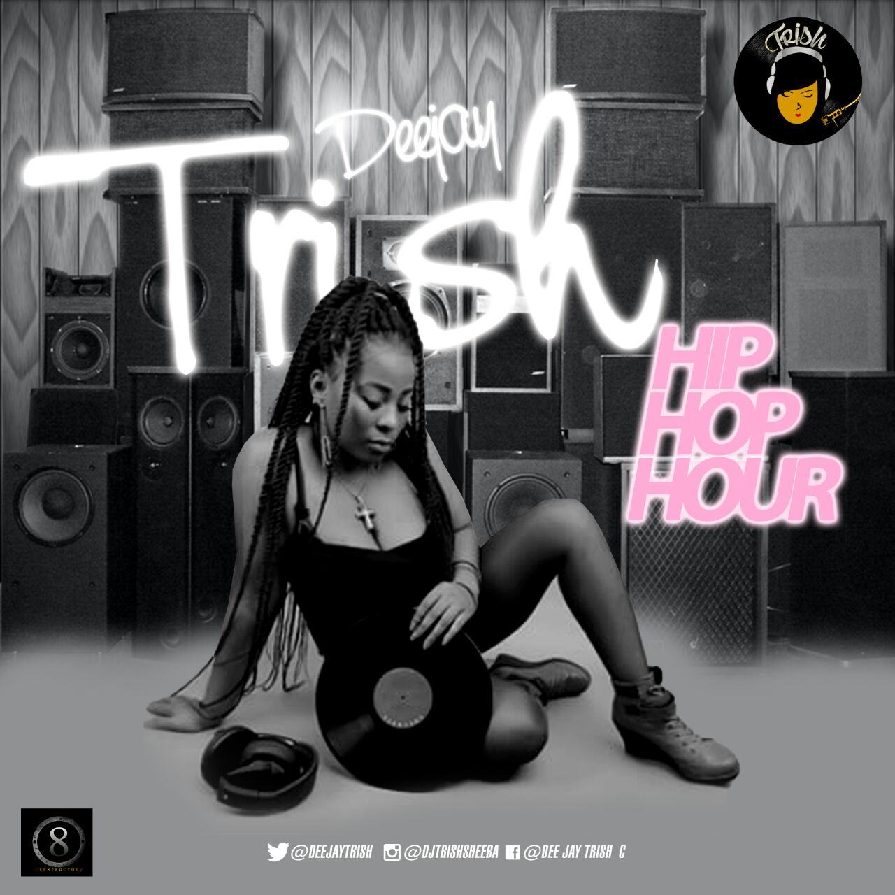 Deejay Trish - Hip-hop Hour [MixTape]