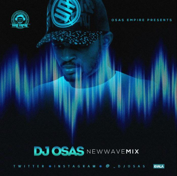 Dj OsAs - New Wave [MixTape]