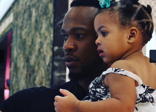 Flavour & His Daughter