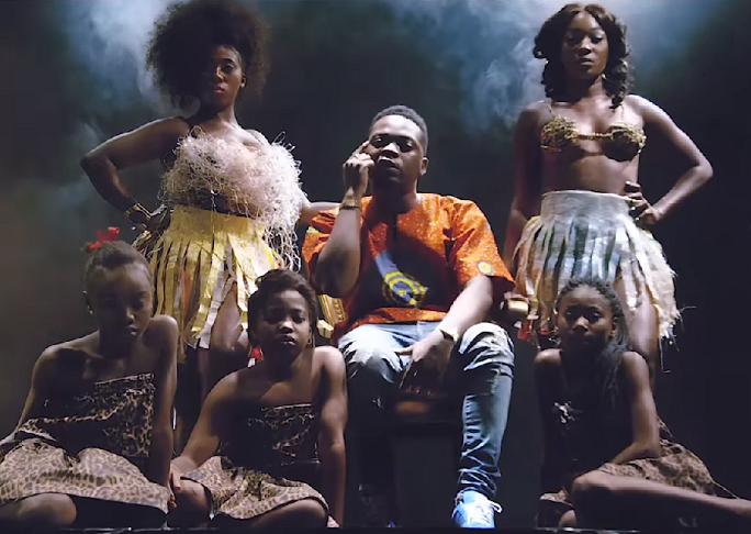 Olamide - Owo Blow [ViDeo]