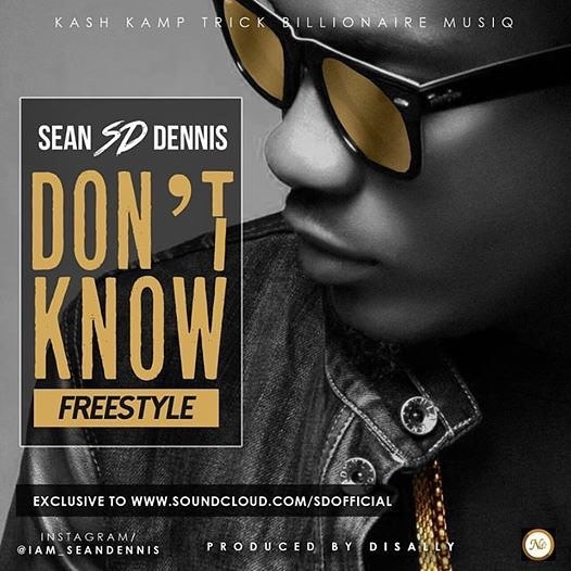 SD - Don't Know [AuDio]