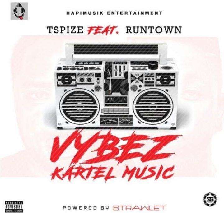 TSpize - Vybz Kartel Music ft Runtown