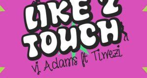 VJ Adams - Like 2 Touch ft Tiwezi [AuDio]