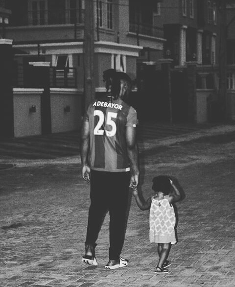 flavour with daughter
