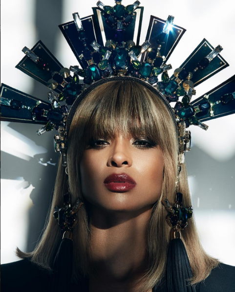 Ciara dazzles for Legend magazine