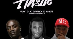 May D - Hustle ft Davido & Akon [AuDio]