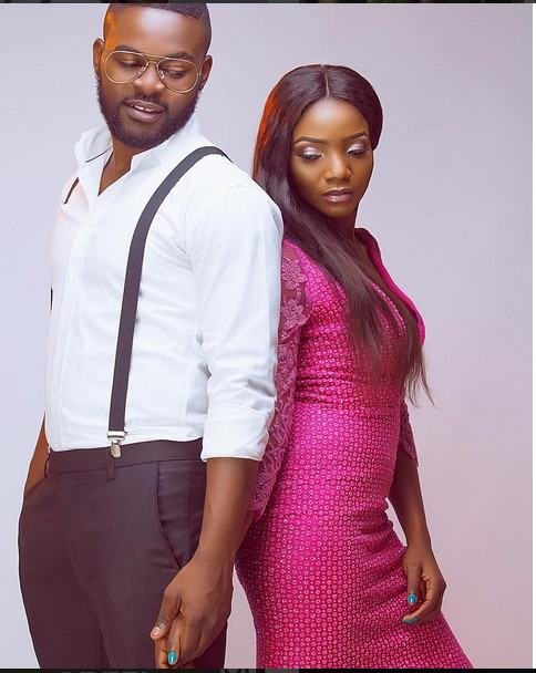 Photos Of Simi And Falz