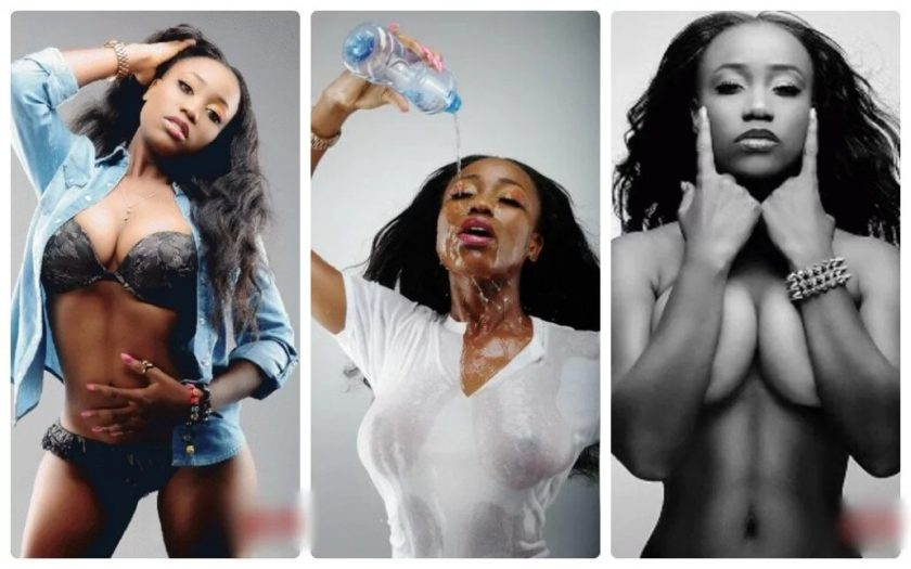 Adokiye says she is ready to be disvirgined by Davido