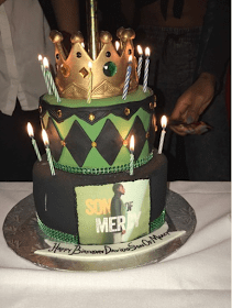 Davido 24th birthday