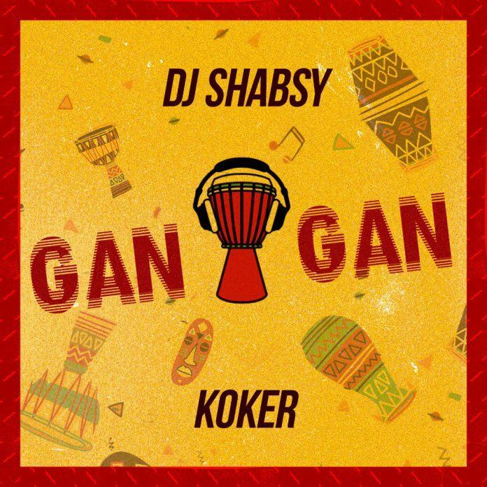 Dj Shabsy & Koker - Gan Gan [AuDio]