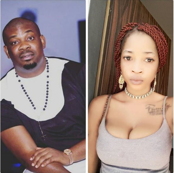 Female Fan Who Placed Curse on Don Jazzy Explains Why