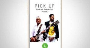 Fiokee - Pick Up (Guitar Cover) ft Adekunle Gold [AuDio]