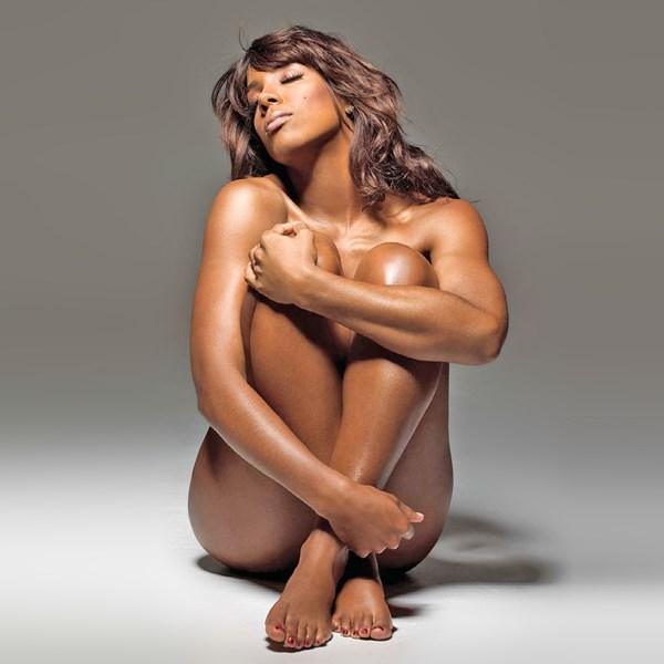 Kelly Rowland bares all in new photoshoot