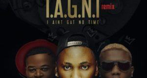 Pepenazi - I Aint Got No Time (Remix) ft Reminisce & Falz [AuDio]