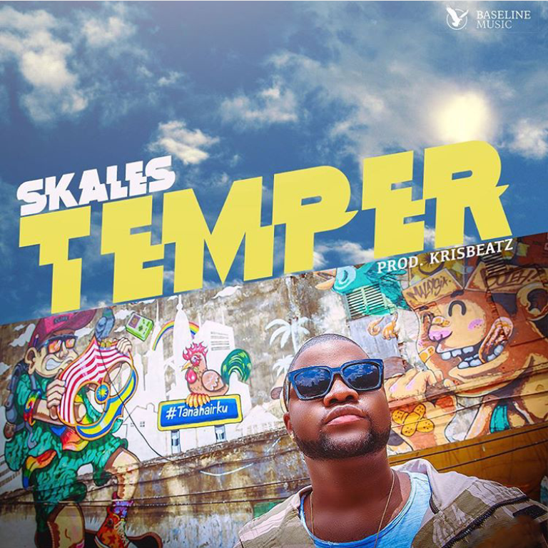 Skales - Temper [ViDeo]