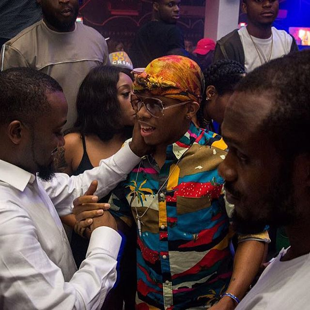 ice Prince and Tekno