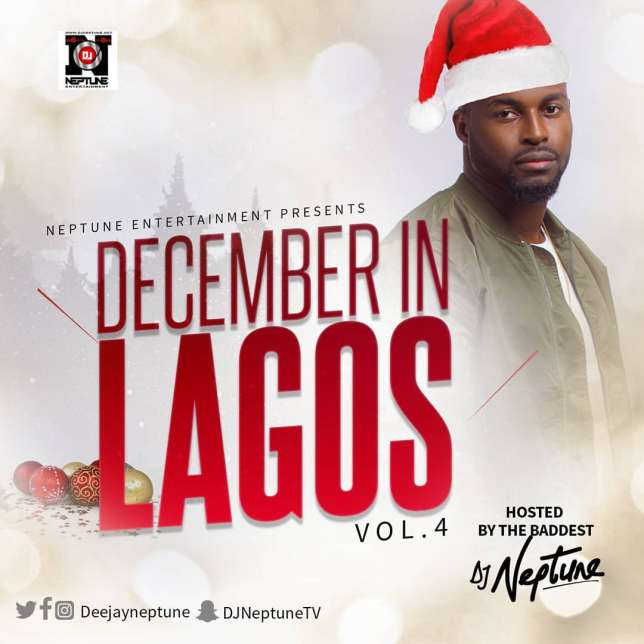Dj Neptune - December In Lagos vol.4 [MixTape]