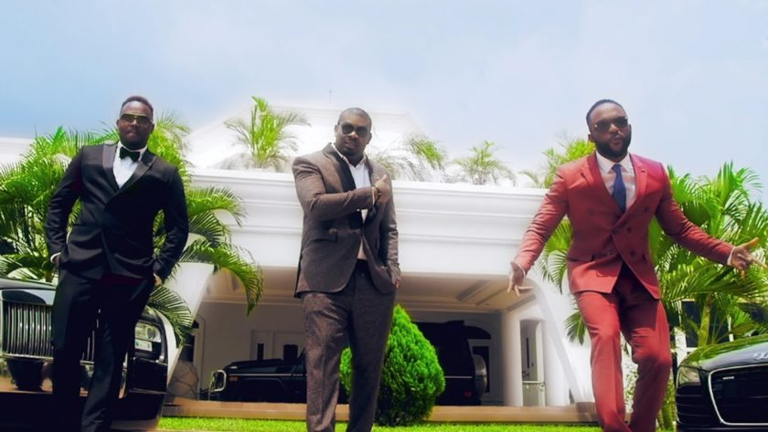 Iyanya - Up 2 Sumting ft Don Jazzy & Dr Sid [ViDeo]