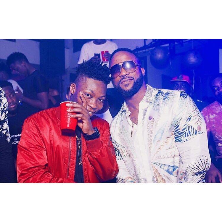 Iyanya and Reekado Banks
