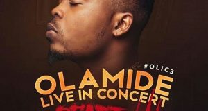 Olamide Live in Concert (OLIC3)
