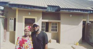 Skales buys his mum a new house