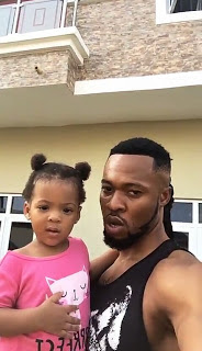 Sophia and Flavour NaijaVibe