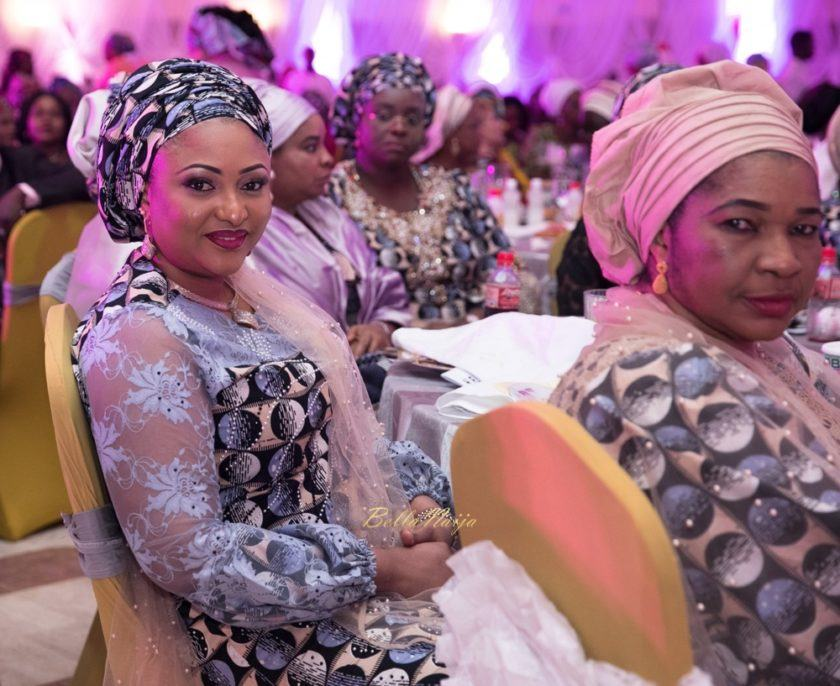 Pictures from Zahra Buhari and Ahmed Indimi Wedding