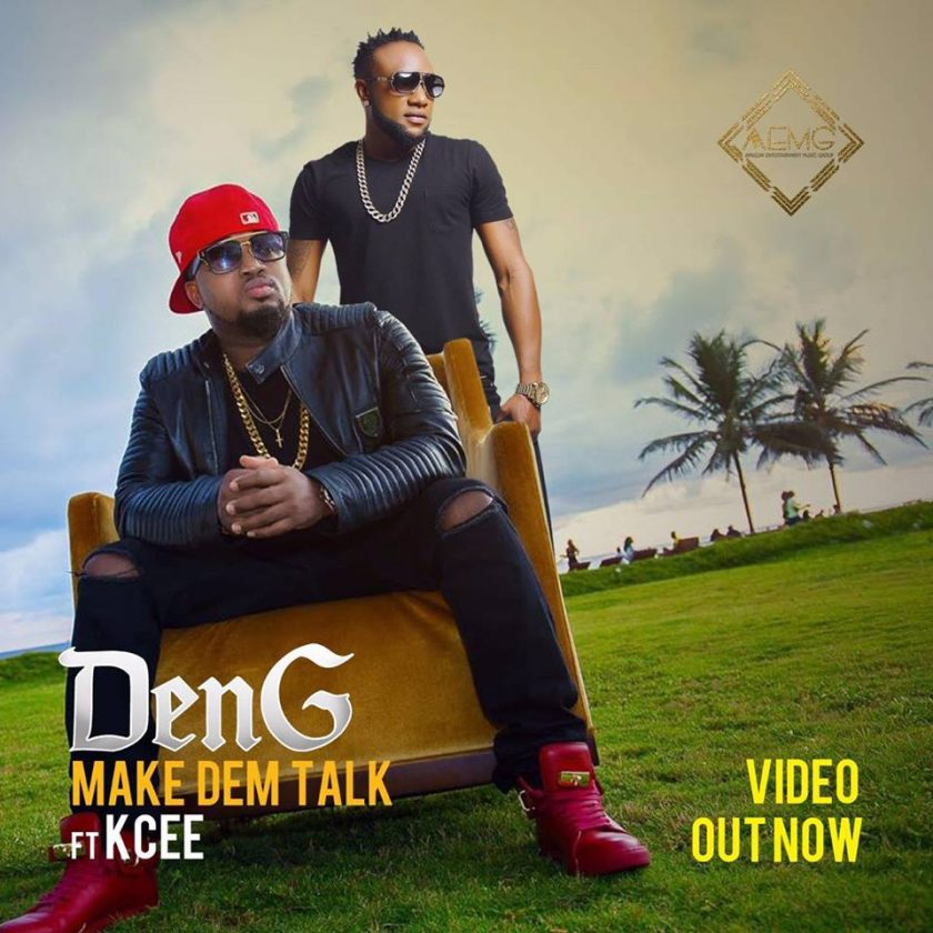DenG - Make Dem Talk ft Kcee [ViDeo]