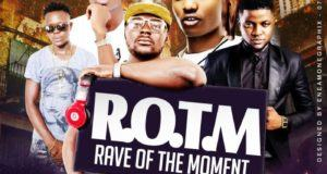 Dj Baddo - Rave Of The Moment [MixTape]