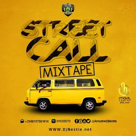 Dj Nestle - Street Call [MixTape]