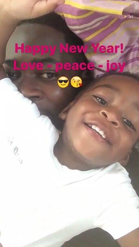 Tee Billz And His Son