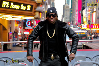 Terry G in New York