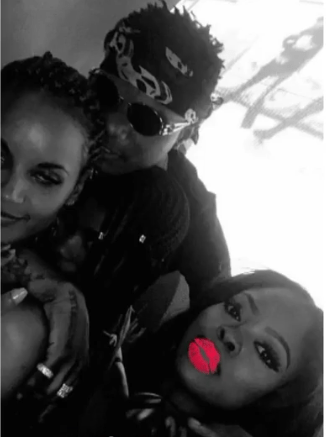 Wizkid Goes Clubbing With Sophie Momodu