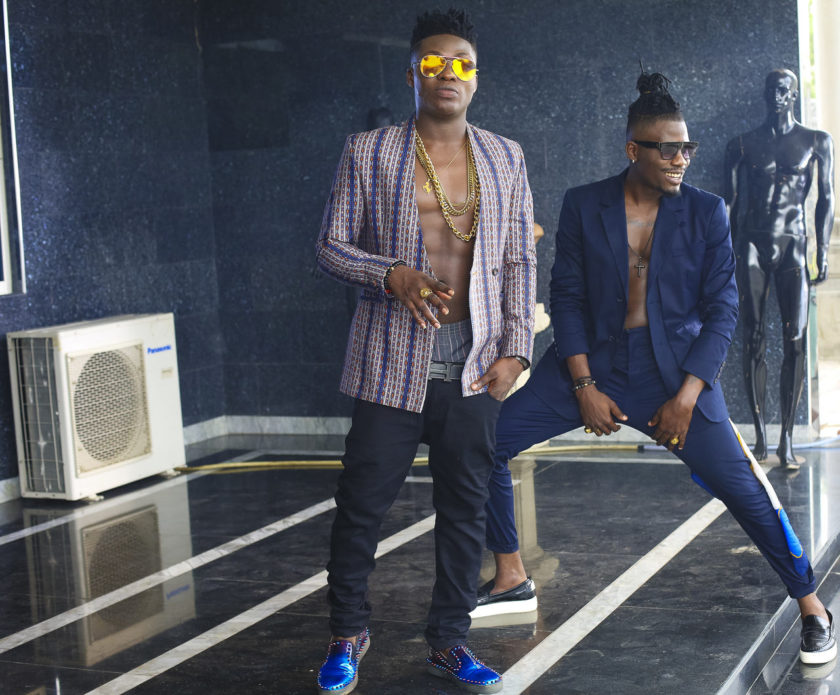 Ycee - Link Up ft Reekado Banks [ViDeo]