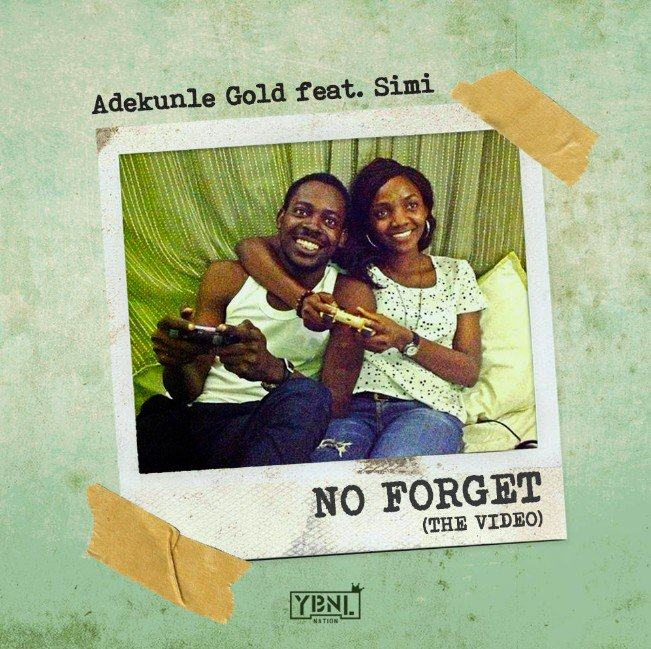 Adekunle Gold - No Forget ft Simi [ViDeo]
