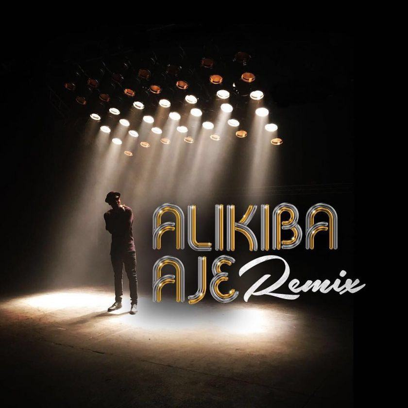 Alikiba - Aje (Remix) ft M.I Abaga