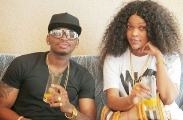 Diamond Platnumz Ex-girlfriend